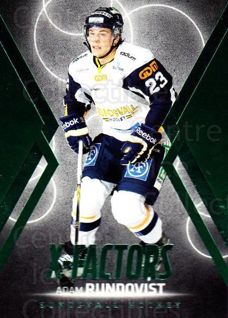 2011-12 Swedish Hockey Allsvenskan X-Factors #9 Adam Rundqvist<br/>1 In Stock - $3.00 each - <a href=https://centericecollectibles.foxycart.com/cart?name=2011-12%20Swedish%20Hockey%20Allsvenskan%20X-Factors%20%239%20Adam%20Rundqvist...&quantity_max=1&price=$3.00&code=660947 class=foxycart> Buy it now! </a>