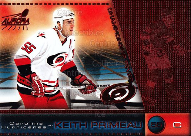 1998-99 Aurora Championship Fever Red #9 Keith Primeau<br/>6 In Stock - $3.00 each - <a href=https://centericecollectibles.foxycart.com/cart?name=1998-99%20Aurora%20Championship%20Fever%20Red%20%239%20Keith%20Primeau...&quantity_max=6&price=$3.00&code=66100 class=foxycart> Buy it now! </a>