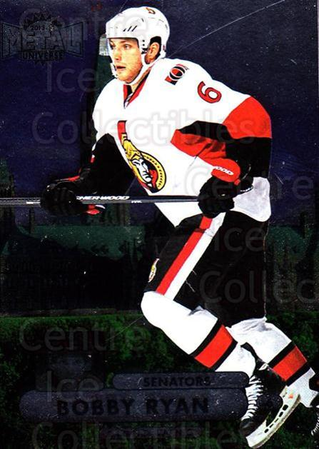 2013-14 Fleer Showcase Metal Universe #28 Bobby Ryan<br/>1 In Stock - $2.00 each - <a href=https://centericecollectibles.foxycart.com/cart?name=2013-14%20Fleer%20Showcase%20Metal%20Universe%20%2328%20Bobby%20Ryan...&quantity_max=1&price=$2.00&code=661982 class=foxycart> Buy it now! </a>