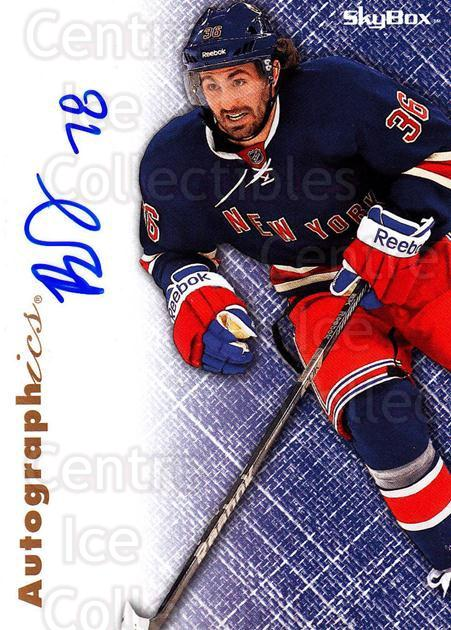 2012-13 Fleer Retro Autographics #BF Benn Ferriero<br/>1 In Stock - $5.00 each - <a href=https://centericecollectibles.foxycart.com/cart?name=2012-13%20Fleer%20Retro%20Autographics%20%23BF%20Benn%20Ferriero...&quantity_max=1&price=$5.00&code=662192 class=foxycart> Buy it now! </a>