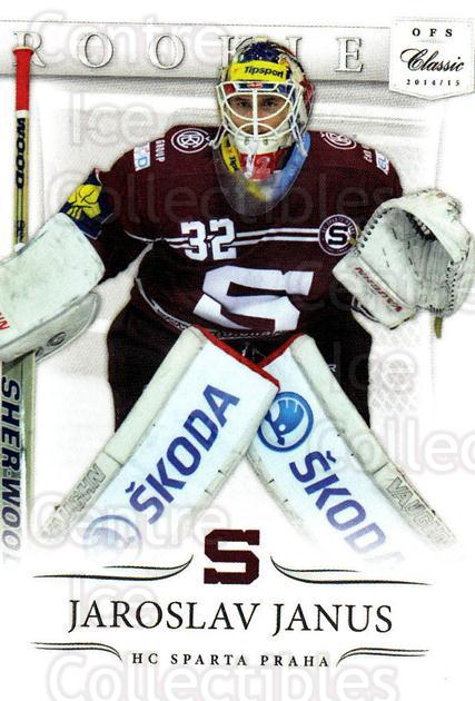 2014-15 Czech OFS Classic #351 Jaroslav Janus<br/>1 In Stock - $2.00 each - <a href=https://centericecollectibles.foxycart.com/cart?name=2014-15%20Czech%20OFS%20Classic%20%23351%20Jaroslav%20Janus...&quantity_max=1&price=$2.00&code=662489 class=foxycart> Buy it now! </a>