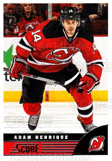2013-14 Score #291 Adam Henrique<br/>4 In Stock - $1.00 each - <a href=https://centericecollectibles.foxycart.com/cart?name=2013-14%20Score%20%23291%20Adam%20Henrique...&quantity_max=4&price=$1.00&code=662829 class=foxycart> Buy it now! </a>