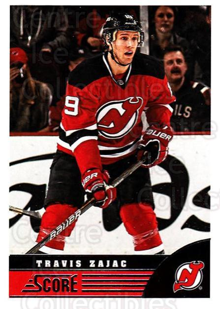 2013-14 Score #294 Travis Zajac<br/>3 In Stock - $1.00 each - <a href=https://centericecollectibles.foxycart.com/cart?name=2013-14%20Score%20%23294%20Travis%20Zajac...&quantity_max=3&price=$1.00&code=662832 class=foxycart> Buy it now! </a>