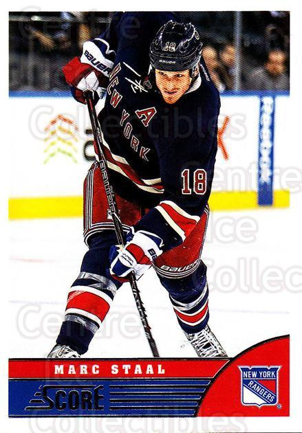 2013-14 Score #331 Marc Staal<br/>4 In Stock - $1.00 each - <a href=https://centericecollectibles.foxycart.com/cart?name=2013-14%20Score%20%23331%20Marc%20Staal...&quantity_max=4&price=$1.00&code=662869 class=foxycart> Buy it now! </a>