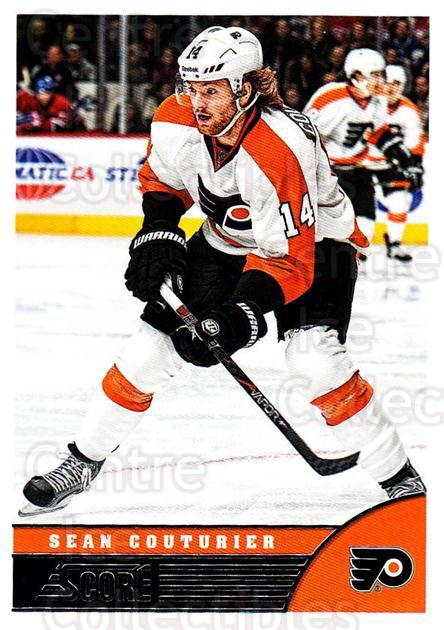 2013-14 Score #365 Sean Couturier<br/>4 In Stock - $1.00 each - <a href=https://centericecollectibles.foxycart.com/cart?name=2013-14%20Score%20%23365%20Sean%20Couturier...&quantity_max=4&price=$1.00&code=662903 class=foxycart> Buy it now! </a>