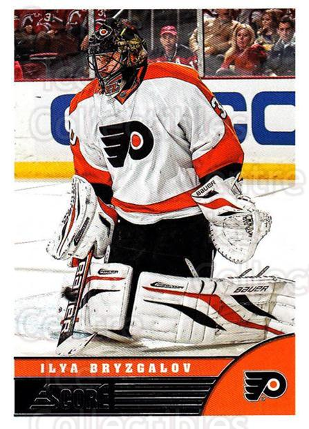 2013-14 Score #375 Ilya Bryzgalov<br/>4 In Stock - $1.00 each - <a href=https://centericecollectibles.foxycart.com/cart?name=2013-14%20Score%20%23375%20Ilya%20Bryzgalov...&quantity_max=4&price=$1.00&code=662913 class=foxycart> Buy it now! </a>