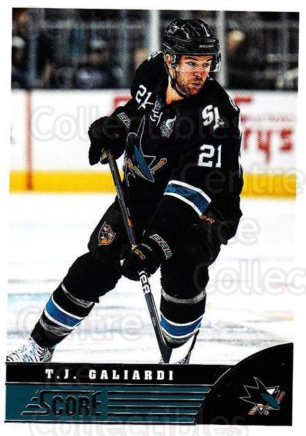 2013-14 Score #431 TJ Galiardi<br/>4 In Stock - $1.00 each - <a href=https://centericecollectibles.foxycart.com/cart?name=2013-14%20Score%20%23431%20TJ%20Galiardi...&quantity_max=4&price=$1.00&code=662969 class=foxycart> Buy it now! </a>
