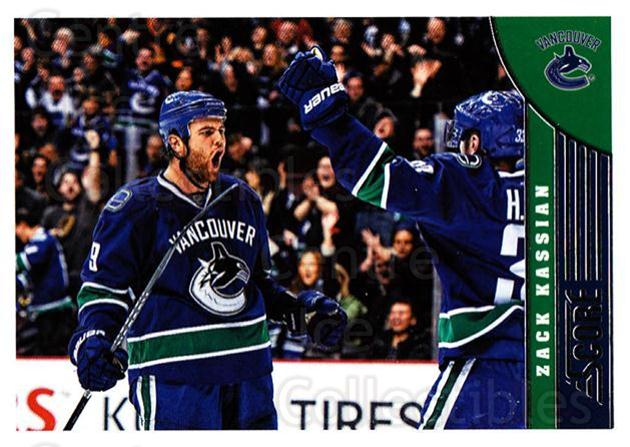 2013-14 Score #504 Zack Kassian<br/>4 In Stock - $1.00 each - <a href=https://centericecollectibles.foxycart.com/cart?name=2013-14%20Score%20%23504%20Zack%20Kassian...&quantity_max=4&price=$1.00&code=663042 class=foxycart> Buy it now! </a>