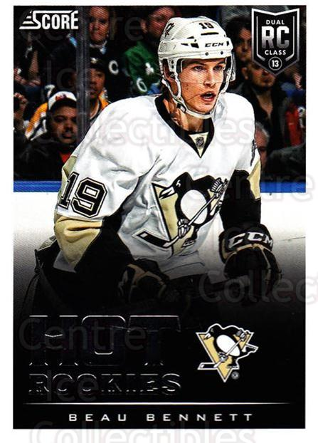 2013-14 Score #597 Beau Bennett<br/>1 In Stock - $2.00 each - <a href=https://centericecollectibles.foxycart.com/cart?name=2013-14%20Score%20%23597%20Beau%20Bennett...&quantity_max=1&price=$2.00&code=663135 class=foxycart> Buy it now! </a>