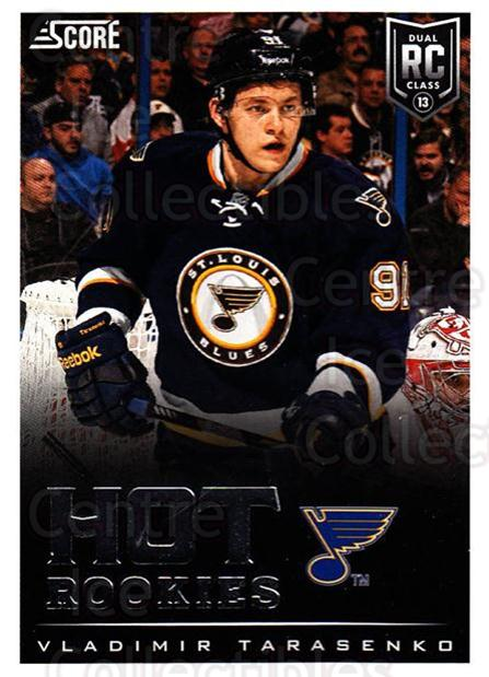 2013-14 Score #647 Vladimir Tarasenko<br/>7 In Stock - $5.00 each - <a href=https://centericecollectibles.foxycart.com/cart?name=2013-14%20Score%20%23647%20Vladimir%20Tarase...&quantity_max=7&price=$5.00&code=663185 class=foxycart> Buy it now! </a>