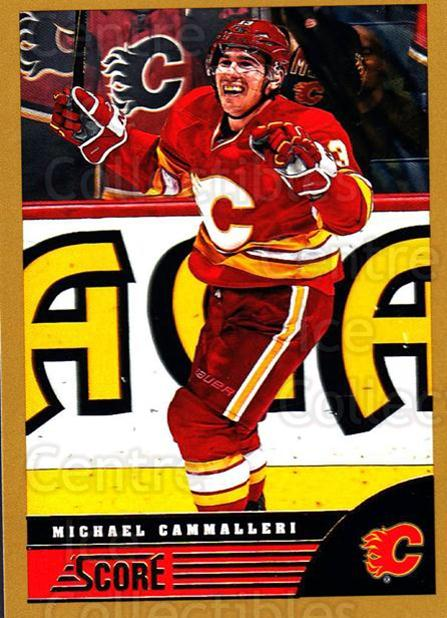 2013-14 Score Gold #58 Mike Cammalleri<br/>2 In Stock - $1.00 each - <a href=https://centericecollectibles.foxycart.com/cart?name=2013-14%20Score%20Gold%20%2358%20Mike%20Cammalleri...&quantity_max=2&price=$1.00&code=663376 class=foxycart> Buy it now! </a>