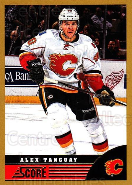 2013-14 Score Gold #61 Alex Tanguay<br/>2 In Stock - $1.00 each - <a href=https://centericecollectibles.foxycart.com/cart?name=2013-14%20Score%20Gold%20%2361%20Alex%20Tanguay...&quantity_max=2&price=$1.00&code=663379 class=foxycart> Buy it now! </a>