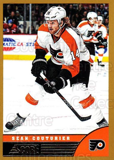 2013-14 Score Gold #365 Sean Couturier<br/>1 In Stock - $1.00 each - <a href=https://centericecollectibles.foxycart.com/cart?name=2013-14%20Score%20Gold%20%23365%20Sean%20Couturier...&quantity_max=1&price=$1.00&code=663683 class=foxycart> Buy it now! </a>
