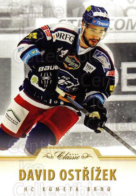 2015-16 Czech OFS Classic #11 David Ostrizek<br/>3 In Stock - $2.00 each - <a href=https://centericecollectibles.foxycart.com/cart?name=2015-16%20Czech%20OFS%20Classic%20%2311%20David%20Ostrizek...&quantity_max=3&price=$2.00&code=664079 class=foxycart> Buy it now! </a>