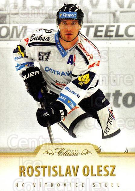 2015-16 Czech OFS Classic #18 Rostislav Olesz<br/>2 In Stock - $2.00 each - <a href=https://centericecollectibles.foxycart.com/cart?name=2015-16%20Czech%20OFS%20Classic%20%2318%20Rostislav%20Olesz...&quantity_max=2&price=$2.00&code=664086 class=foxycart> Buy it now! </a>