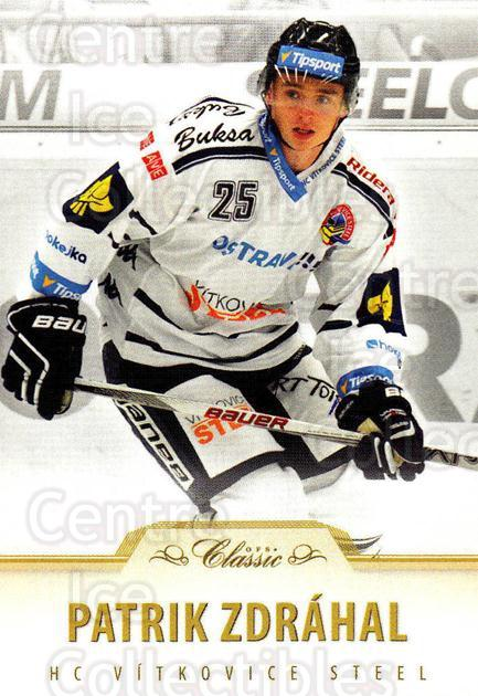 2015-16 Czech OFS Classic #25 Patrik Zdrahal<br/>1 In Stock - $2.00 each - <a href=https://centericecollectibles.foxycart.com/cart?name=2015-16%20Czech%20OFS%20Classic%20%2325%20Patrik%20Zdrahal...&quantity_max=1&price=$2.00&code=664093 class=foxycart> Buy it now! </a>