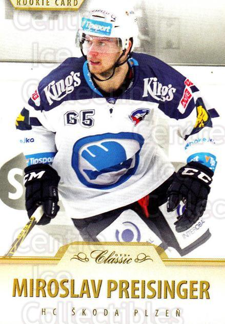 2015-16 Czech OFS Classic #56 Miroslav Preisinger<br/>3 In Stock - $2.00 each - <a href=https://centericecollectibles.foxycart.com/cart?name=2015-16%20Czech%20OFS%20Classic%20%2356%20Miroslav%20Preisi...&quantity_max=3&price=$2.00&code=664124 class=foxycart> Buy it now! </a>