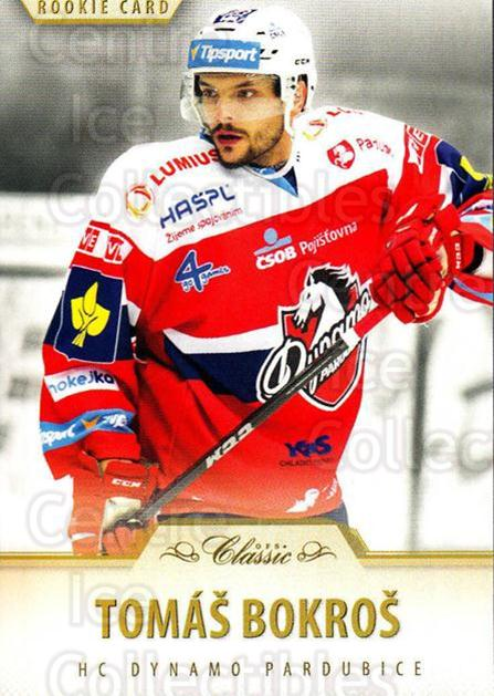 2015-16 Czech OFS Classic #66 Tomas Bokros<br/>2 In Stock - $2.00 each - <a href=https://centericecollectibles.foxycart.com/cart?name=2015-16%20Czech%20OFS%20Classic%20%2366%20Tomas%20Bokros...&quantity_max=2&price=$2.00&code=664134 class=foxycart> Buy it now! </a>