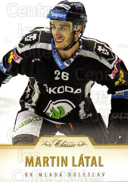 2015-16 Czech OFS Classic #96 Martin Latal<br/>2 In Stock - $2.00 each - <a href=https://centericecollectibles.foxycart.com/cart?name=2015-16%20Czech%20OFS%20Classic%20%2396%20Martin%20Latal...&quantity_max=2&price=$2.00&code=664164 class=foxycart> Buy it now! </a>