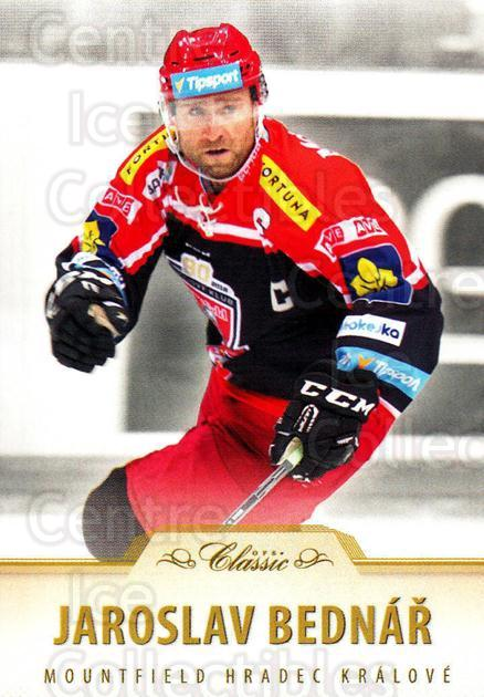 2015-16 Czech OFS Classic #135 Jaroslav Bednar<br/>2 In Stock - $2.00 each - <a href=https://centericecollectibles.foxycart.com/cart?name=2015-16%20Czech%20OFS%20Classic%20%23135%20Jaroslav%20Bednar...&quantity_max=2&price=$2.00&code=664203 class=foxycart> Buy it now! </a>