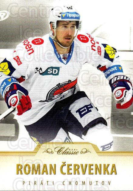 2015-16 Czech OFS Classic #147 Roman Cervenka<br/>2 In Stock - $2.00 each - <a href=https://centericecollectibles.foxycart.com/cart?name=2015-16%20Czech%20OFS%20Classic%20%23147%20Roman%20Cervenka...&quantity_max=2&price=$2.00&code=664215 class=foxycart> Buy it now! </a>