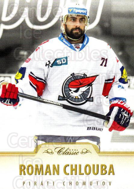 2015-16 Czech OFS Classic #148 Roman Chlouba<br/>3 In Stock - $2.00 each - <a href=https://centericecollectibles.foxycart.com/cart?name=2015-16%20Czech%20OFS%20Classic%20%23148%20Roman%20Chlouba...&quantity_max=3&price=$2.00&code=664216 class=foxycart> Buy it now! </a>