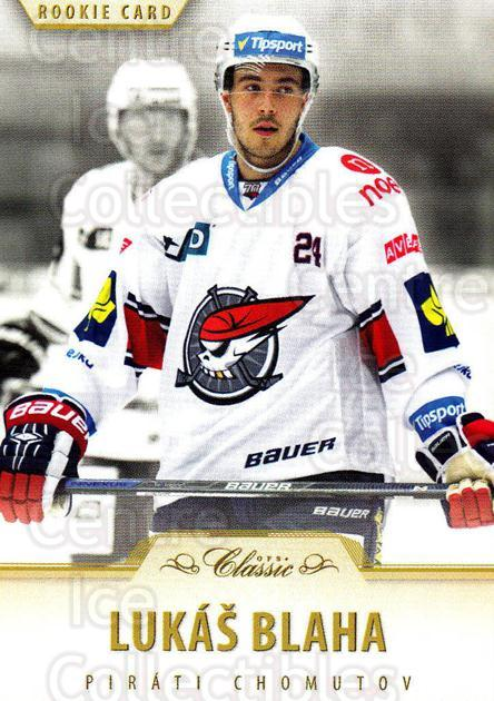 2015-16 Czech OFS Classic #152 Lukas Blaha<br/>3 In Stock - $2.00 each - <a href=https://centericecollectibles.foxycart.com/cart?name=2015-16%20Czech%20OFS%20Classic%20%23152%20Lukas%20Blaha...&quantity_max=3&price=$2.00&code=664220 class=foxycart> Buy it now! </a>