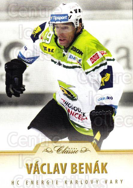 2015-16 Czech OFS Classic #188 Vaclav Benak<br/>2 In Stock - $2.00 each - <a href=https://centericecollectibles.foxycart.com/cart?name=2015-16%20Czech%20OFS%20Classic%20%23188%20Vaclav%20Benak...&quantity_max=2&price=$2.00&code=664256 class=foxycart> Buy it now! </a>