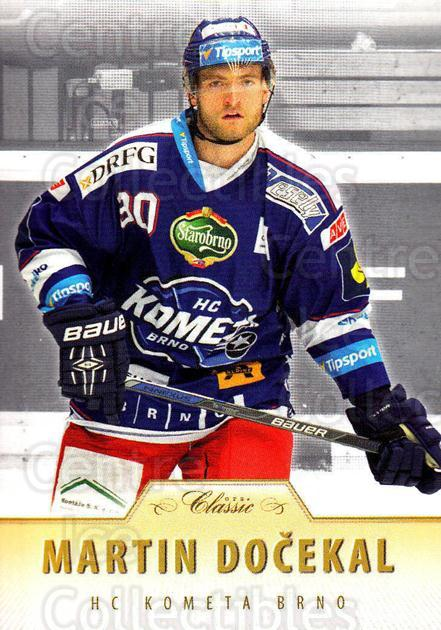 2015-16 Czech OFS Classic #201 Martin Docekal<br/>3 In Stock - $2.00 each - <a href=https://centericecollectibles.foxycart.com/cart?name=2015-16%20Czech%20OFS%20Classic%20%23201%20Martin%20Docekal...&quantity_max=3&price=$2.00&code=664269 class=foxycart> Buy it now! </a>
