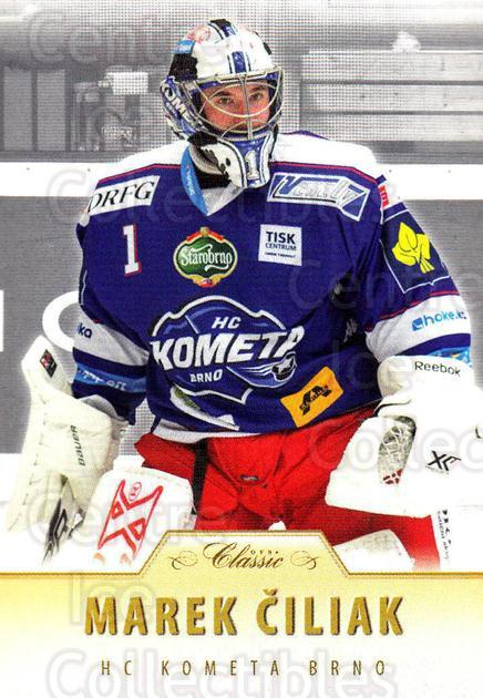 2015-16 Czech OFS Classic #203 Marek Ciliak<br/>1 In Stock - $2.00 each - <a href=https://centericecollectibles.foxycart.com/cart?name=2015-16%20Czech%20OFS%20Classic%20%23203%20Marek%20Ciliak...&quantity_max=1&price=$2.00&code=664271 class=foxycart> Buy it now! </a>