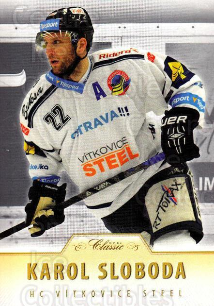2015-16 Czech OFS Classic #207 Karol Sloboda<br/>3 In Stock - $2.00 each - <a href=https://centericecollectibles.foxycart.com/cart?name=2015-16%20Czech%20OFS%20Classic%20%23207%20Karol%20Sloboda...&quantity_max=3&price=$2.00&code=664275 class=foxycart> Buy it now! </a>