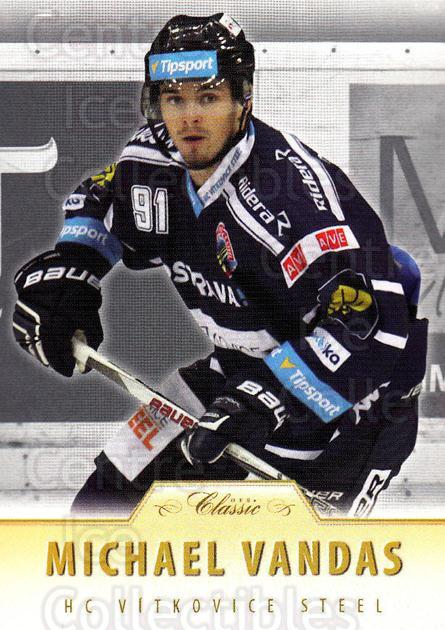 2015-16 Czech OFS Classic #214 Michael Vandas<br/>1 In Stock - $2.00 each - <a href=https://centericecollectibles.foxycart.com/cart?name=2015-16%20Czech%20OFS%20Classic%20%23214%20Michael%20Vandas...&quantity_max=1&price=$2.00&code=664282 class=foxycart> Buy it now! </a>