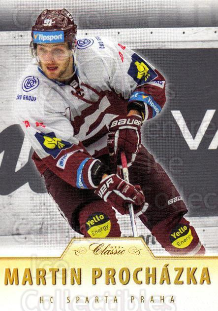 2015-16 Czech OFS Classic #223 Martin Prochazka<br/>3 In Stock - $2.00 each - <a href=https://centericecollectibles.foxycart.com/cart?name=2015-16%20Czech%20OFS%20Classic%20%23223%20Martin%20Prochazk...&quantity_max=3&price=$2.00&code=664291 class=foxycart> Buy it now! </a>