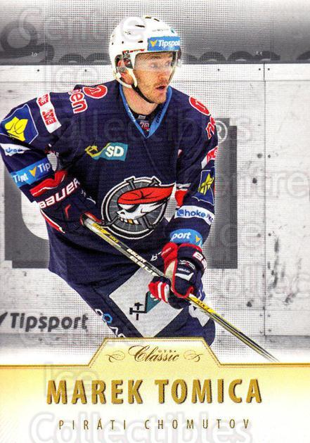 2015-16 Czech OFS Classic #273 Marek Tomica<br/>3 In Stock - $2.00 each - <a href=https://centericecollectibles.foxycart.com/cart?name=2015-16%20Czech%20OFS%20Classic%20%23273%20Marek%20Tomica...&quantity_max=3&price=$2.00&code=664341 class=foxycart> Buy it now! </a>