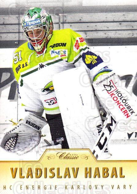 2015-16 Czech OFS Classic #291 Vladislav Habal<br/>2 In Stock - $2.00 each - <a href=https://centericecollectibles.foxycart.com/cart?name=2015-16%20Czech%20OFS%20Classic%20%23291%20Vladislav%20Habal...&quantity_max=2&price=$2.00&code=664359 class=foxycart> Buy it now! </a>