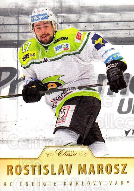 2015-16 Czech OFS Classic #294 Rostislav Marosz<br/>3 In Stock - $2.00 each - <a href=https://centericecollectibles.foxycart.com/cart?name=2015-16%20Czech%20OFS%20Classic%20%23294%20Rostislav%20Maros...&quantity_max=3&price=$2.00&code=664362 class=foxycart> Buy it now! </a>