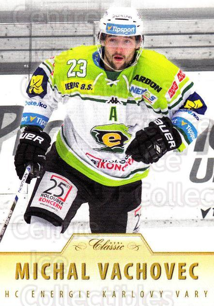 2015-16 Czech OFS Classic #299 Michal Vachovec<br/>3 In Stock - $2.00 each - <a href=https://centericecollectibles.foxycart.com/cart?name=2015-16%20Czech%20OFS%20Classic%20%23299%20Michal%20Vachovec...&quantity_max=3&price=$2.00&code=664367 class=foxycart> Buy it now! </a>