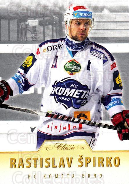 2015-16 Czech OFS Classic #307 Rastislav Spirko<br/>1 In Stock - $2.00 each - <a href=https://centericecollectibles.foxycart.com/cart?name=2015-16%20Czech%20OFS%20Classic%20%23307%20Rastislav%20Spirk...&quantity_max=1&price=$2.00&code=664375 class=foxycart> Buy it now! </a>