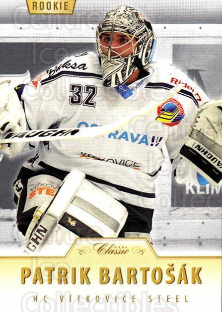 2015-16 Czech OFS Classic #311 Patrik Bartosak<br/>1 In Stock - $2.00 each - <a href=https://centericecollectibles.foxycart.com/cart?name=2015-16%20Czech%20OFS%20Classic%20%23311%20Patrik%20Bartosak...&quantity_max=1&price=$2.00&code=664379 class=foxycart> Buy it now! </a>