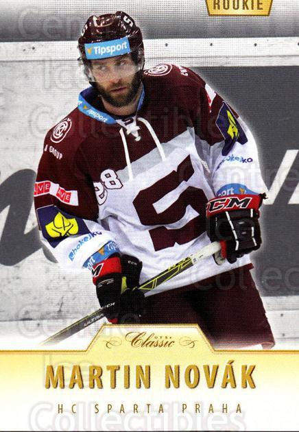 2015-16 Czech OFS Classic #316 Martin Novak<br/>3 In Stock - $2.00 each - <a href=https://centericecollectibles.foxycart.com/cart?name=2015-16%20Czech%20OFS%20Classic%20%23316%20Martin%20Novak...&quantity_max=3&price=$2.00&code=664384 class=foxycart> Buy it now! </a>