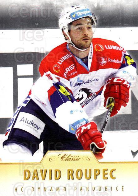 2015-16 Czech OFS Classic #333 David Roupec<br/>1 In Stock - $2.00 each - <a href=https://centericecollectibles.foxycart.com/cart?name=2015-16%20Czech%20OFS%20Classic%20%23333%20David%20Roupec...&quantity_max=1&price=$2.00&code=664401 class=foxycart> Buy it now! </a>