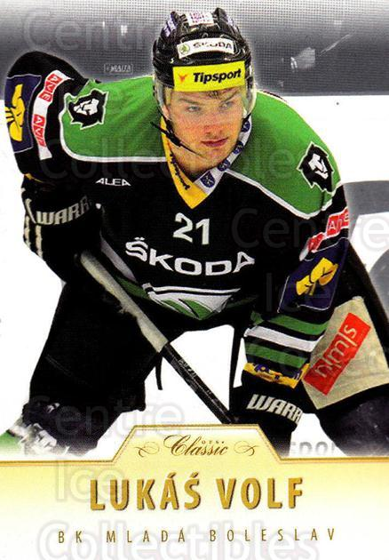 2015-16 Czech OFS Classic #350 Lukas Volf<br/>2 In Stock - $2.00 each - <a href=https://centericecollectibles.foxycart.com/cart?name=2015-16%20Czech%20OFS%20Classic%20%23350%20Lukas%20Volf...&quantity_max=2&price=$2.00&code=664418 class=foxycart> Buy it now! </a>