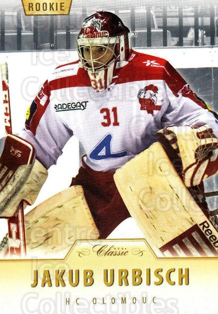 2015-16 Czech OFS Classic #361 Jakub Urbisch<br/>2 In Stock - $2.00 each - <a href=https://centericecollectibles.foxycart.com/cart?name=2015-16%20Czech%20OFS%20Classic%20%23361%20Jakub%20Urbisch...&quantity_max=2&price=$2.00&code=664429 class=foxycart> Buy it now! </a>