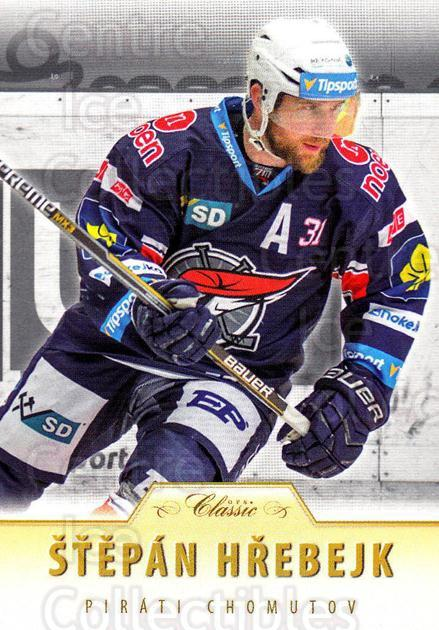 2015-16 Czech OFS Classic #371 Stepan Hrebejk<br/>3 In Stock - $2.00 each - <a href=https://centericecollectibles.foxycart.com/cart?name=2015-16%20Czech%20OFS%20Classic%20%23371%20Stepan%20Hrebejk...&quantity_max=3&price=$2.00&code=664439 class=foxycart> Buy it now! </a>