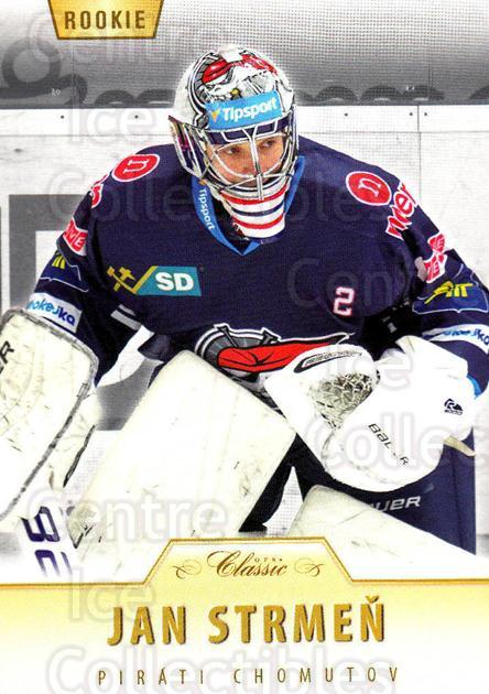 2015-16 Czech OFS Classic #373 Jan Strmen<br/>2 In Stock - $2.00 each - <a href=https://centericecollectibles.foxycart.com/cart?name=2015-16%20Czech%20OFS%20Classic%20%23373%20Jan%20Strmen...&quantity_max=2&price=$2.00&code=664441 class=foxycart> Buy it now! </a>