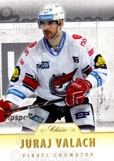 2015-16 Czech OFS Classic #374 Juraj Valach<br/>2 In Stock - $2.00 each - <a href=https://centericecollectibles.foxycart.com/cart?name=2015-16%20Czech%20OFS%20Classic%20%23374%20Juraj%20Valach...&quantity_max=2&price=$2.00&code=664442 class=foxycart> Buy it now! </a>