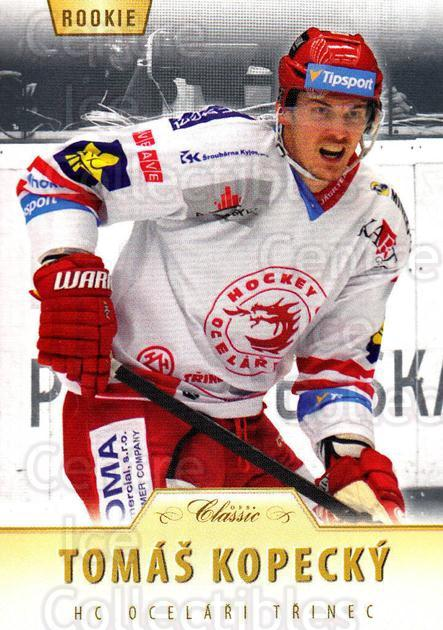 2015-16 Czech OFS Classic #381 Tomas Kopecky<br/>1 In Stock - $2.00 each - <a href=https://centericecollectibles.foxycart.com/cart?name=2015-16%20Czech%20OFS%20Classic%20%23381%20Tomas%20Kopecky...&quantity_max=1&price=$2.00&code=664449 class=foxycart> Buy it now! </a>