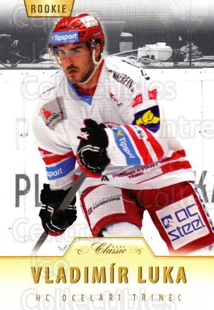 2015-16 Czech OFS Classic #382 Vladimir Luka<br/>3 In Stock - $2.00 each - <a href=https://centericecollectibles.foxycart.com/cart?name=2015-16%20Czech%20OFS%20Classic%20%23382%20Vladimir%20Luka...&quantity_max=3&price=$2.00&code=664450 class=foxycart> Buy it now! </a>