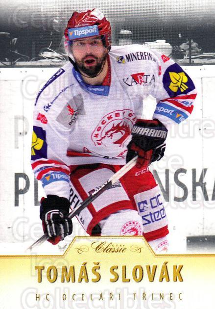 2015-16 Czech OFS Classic #387 Tomas Slovak<br/>3 In Stock - $2.00 each - <a href=https://centericecollectibles.foxycart.com/cart?name=2015-16%20Czech%20OFS%20Classic%20%23387%20Tomas%20Slovak...&quantity_max=3&price=$2.00&code=664455 class=foxycart> Buy it now! </a>