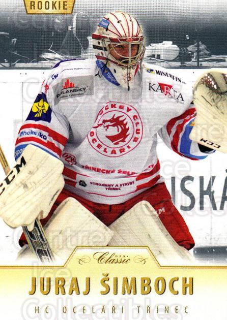 2015-16 Czech OFS Classic #391 Juraj Simboch<br/>2 In Stock - $2.00 each - <a href=https://centericecollectibles.foxycart.com/cart?name=2015-16%20Czech%20OFS%20Classic%20%23391%20Juraj%20Simboch...&quantity_max=2&price=$2.00&code=664459 class=foxycart> Buy it now! </a>